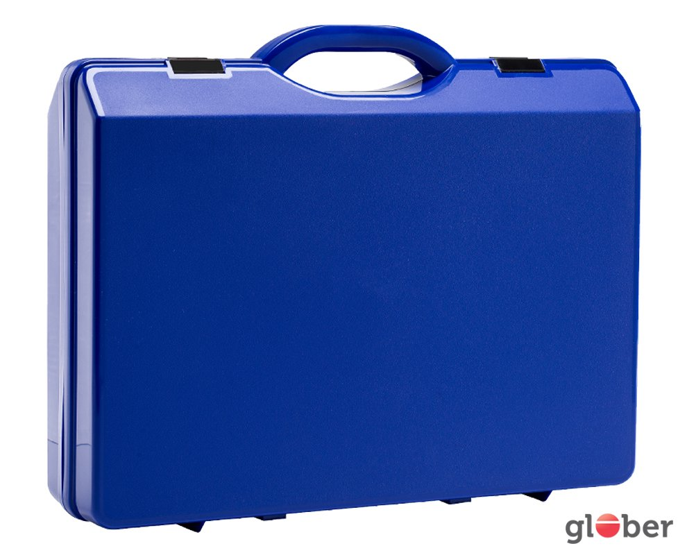 Plastic koffer